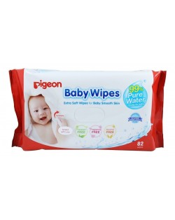 "Toallitas Húmedas (Baby wipes ""Pure Water"")"