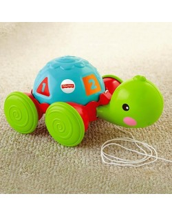 FISHER PRICE - TORTUGA APRENDIZ