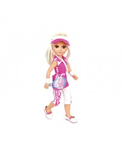 MUÑECA PINKY GIRLS SPORTS - BASA